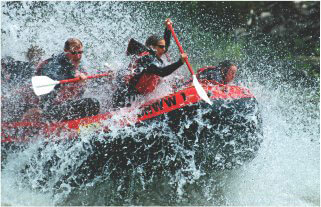 Jackson Hole Whitewater Rafting Trip Packages