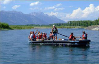 Private Scenic Floats Snake River Jackson Hole Wyoming